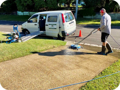 Pressure Cleaning / Washing